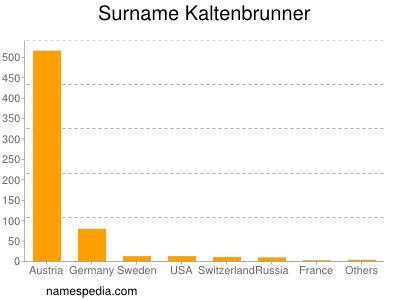 Familiennamen Kaltenbrunner