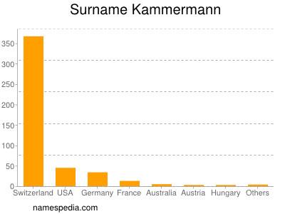 Surname Kammermann