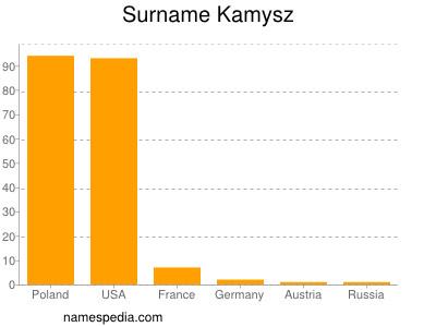 Surname Kamysz