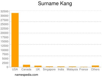 Surname Kang