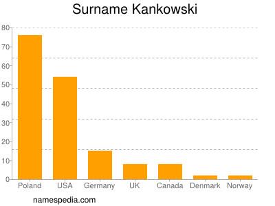 Surname Kankowski