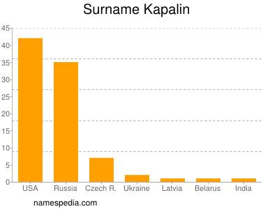 Surname Kapalin