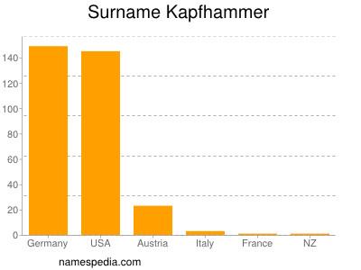 Surname Kapfhammer
