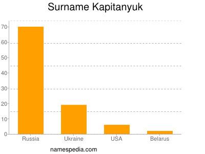 Surname Kapitanyuk