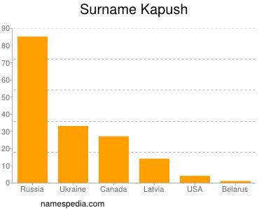 Surname Kapush