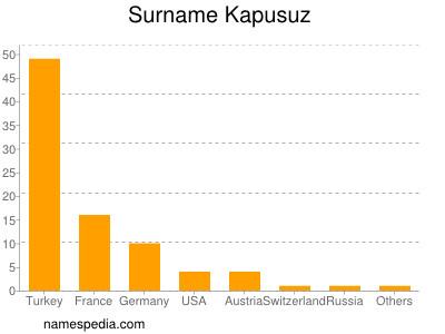Surname Kapusuz
