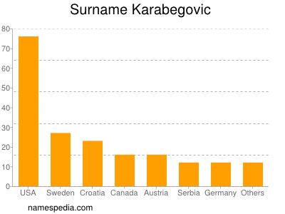 Surname Karabegovic