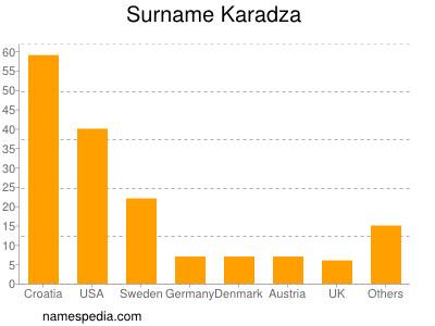 Surname Karadza
