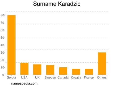 Surname Karadzic