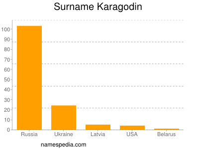 Surname Karagodin