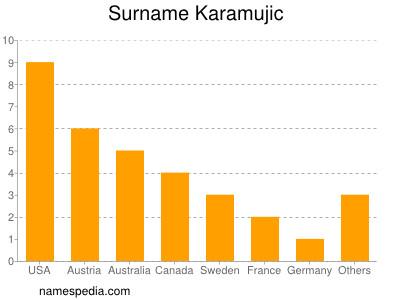 Surname Karamujic