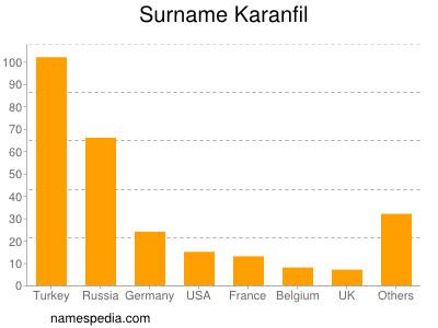 Surname Karanfil