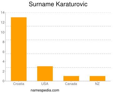 Surname Karaturovic