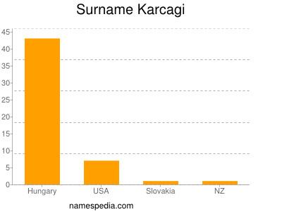 Surname Karcagi