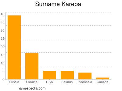 Surname Kareba