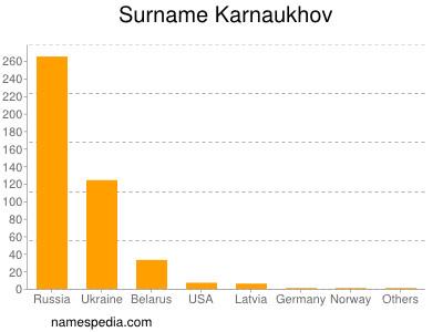 Surname Karnaukhov