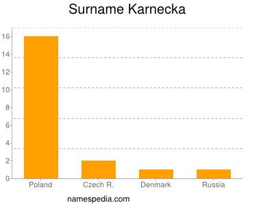 Surname Karnecka