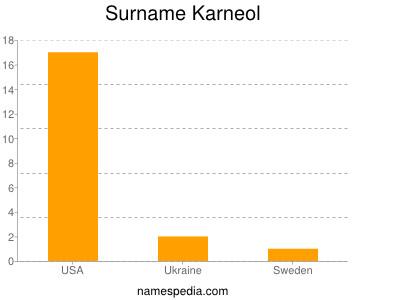 Surname Karneol