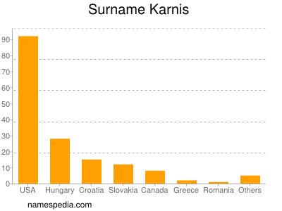 Surname Karnis