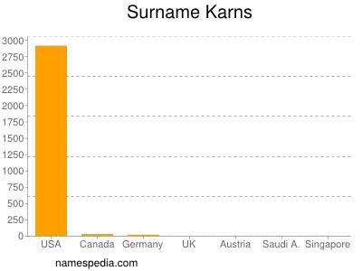 Surname Karns