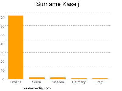 Surname Kaselj