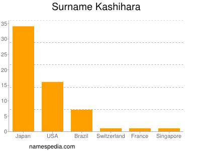 Surname Kashihara