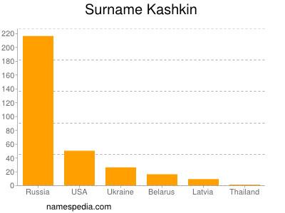 Surname Kashkin