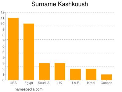 Surname Kashkoush