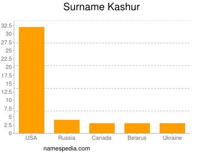 Surname Kashur