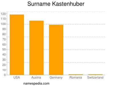 Surname Kastenhuber