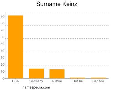 Surname Keinz