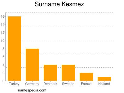 Surname Kesmez