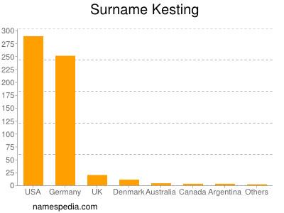 Surname Kesting