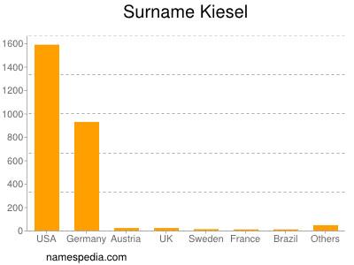 Surname Kiesel