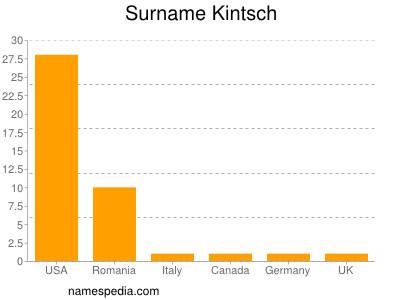 Surname Kintsch