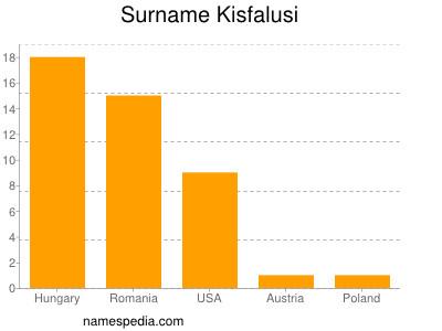 Familiennamen Kisfalusi