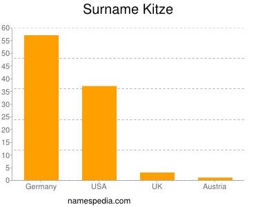 Surname Kitze