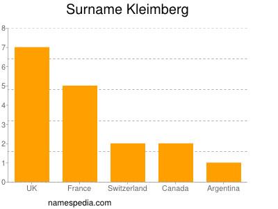 Surname Kleimberg