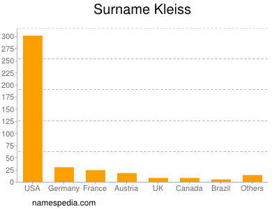 Familiennamen Kleiss