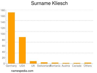 Surname Kliesch