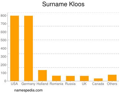 Surname Kloos