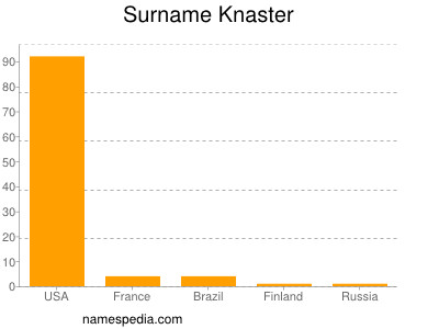 Surname Knaster