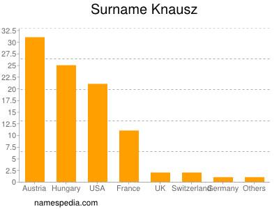 Surname Knausz