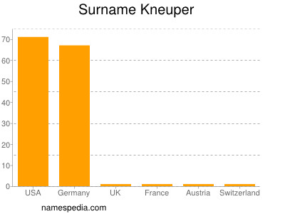 Surname Kneuper