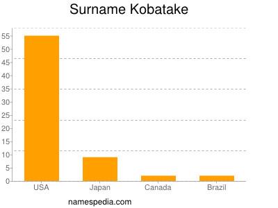 Surname Kobatake