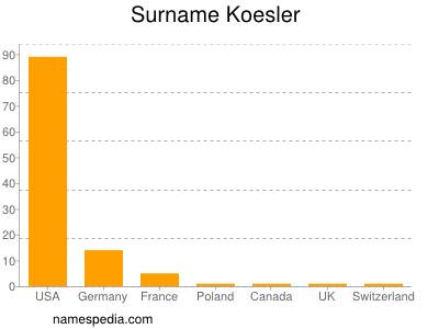 Surname Koesler