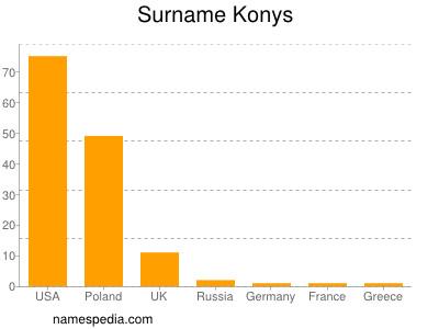 Surname Konys
