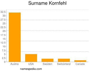 Surname Kornfehl
