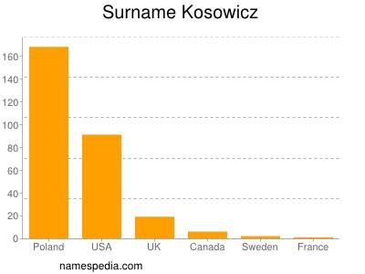 Surname Kosowicz
