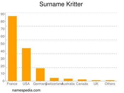 Surname Kritter
